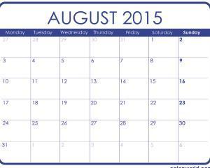 Calendar obligatii fiscale pentru PFA in august 2015