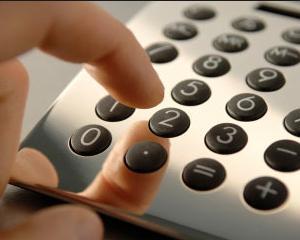 Contribuabilii trebuie sa declare si sa plateasca in martie impozitul pe profit pe 2015