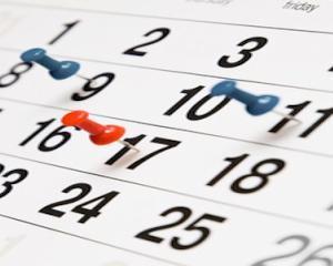 Calendar obligatii fiscale pentru PFA in luna iunie 2015: