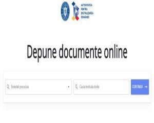 Somaj tehnic. Documentele pentru platile gestionate de ANPIS se depun, din 1 mai, prin aplicatia aici.gov.ro