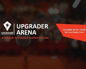 UPGRADER Arena : Intalnirea startup-urilor din Romania